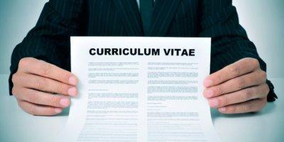 Curriculum Vitae picture